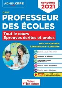 Eric Greff - CRPE - Concours Professeur des écoles - Tout le cours des épreuves écrites et orales - Admissibilité et Admission - Concours 2021.
