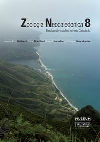Eric Guilbert et Tony Robillard - Zoologia Neocaledonica - Volume 8. 1 Cédérom