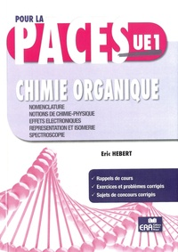 Eric Hébert - Chimie organique.