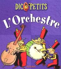 Eric Héliot - L'orchestre.