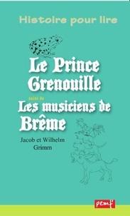 Eric Héliot - Le prince grenouille.