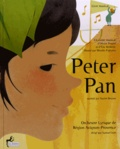 Eric Herbette et Olivier Penard - Peter Pan. 1 CD audio