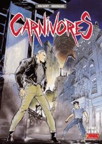 Eric Hérenguel et  Wacquet - Carnivores Tome 1 : Terry.