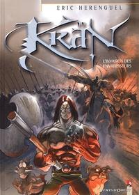 Eric Hérenguel - Krän Tome 5 : L'invasion des envahisseurs.