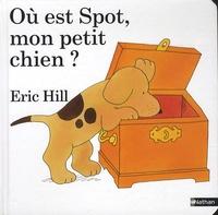 Eric Hill - Où est Spot, mon petit chien ?.