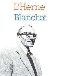 Eric Hoppenot et Dominique Rabaté - Maurice Blanchot.