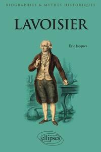 Eric Jacques - Lavoisier.