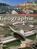 Eric Janin - Géographie 1re L/ES/S - Format compact, programme 2011.
