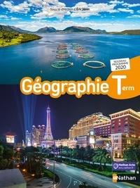 Eric Janin - Géographie Terminale - Manuel de l'élève.