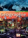 Eric Janin - Géographie Tle L/ES - Programme 2012.