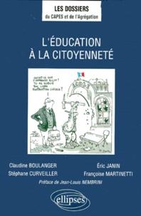 Eric Janin et Claudine Boulanger - .