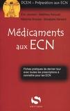 Eric Jouvent et Matthieu Karoubi - Médicaments aux ECN.