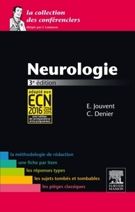 Eric Jouvent et Christian Denier - Neurologie.