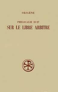 Eric Junod et  Origène - .