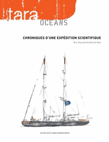Tara océans. Chroniques d'une expédition scientifique