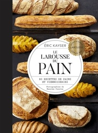 Livres audio gratuits Téléchargements de motivation Le Larousse du pain 9782035973696 PDF iBook (Litterature Francaise) par Eric Kayser