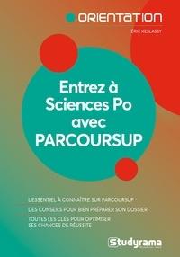 Eric Keslassy - Entrer à Sciences po avec Parcoursup.
