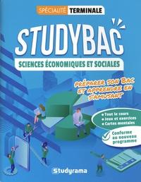 Eric Keslassy - Sciences économiques et sociales Tle spécialité.