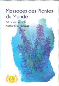 Eric Kotsiras - Messages des plantes du monde - 68 cartes oracle.