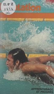 Eric Lahmy et Jacques Arbeau - La natation.