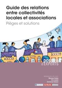 """Résultat de recherche d'images pour """"Guide des relations entre collectivités locales et associations/Landot, Eric"""""""