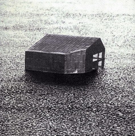 Eric Lapierre - Le Point du jour - Une architecture concrète. 1 CD audio
