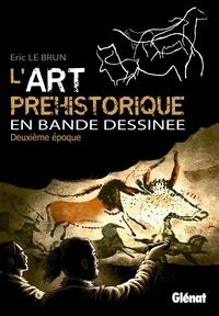 Lart préhistorique en bande dessinée - Deuxième époque, gravettien et solutréen.pdf