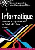 Eric Le Nagard - Informatique - Initiation à l'algorithmique en Scilab et Python.
