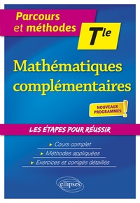 Eric Leclercq - Mathématiques complémentaires Tle.