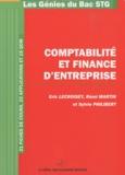 Eric Lecroisey et Rémi Martin - Comptabilité et finance d'entreprise.