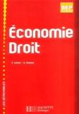Eric Lemot et N Pavaux - Economie-Droit Tle BEP.