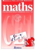Eric Lenoir et Gérard Trève - Maths Cycle 2-CE1.