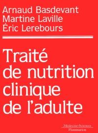 Rhonealpesinfo.fr Traité de nutrition clinique de l'adulte Image