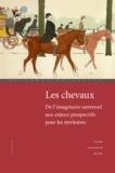 Eric Leroy du Cardonnoy - Les chevaux, de l'imaginaire universel aux enjeux prospectifs pour les territoires.