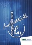 Eric Levacher - PHI 41 Pharmacotechnie industrielle.