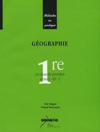 Eric Magne et Pascal Bourassin - Géographie en classe de 1e L-ES-S. 1 Cédérom