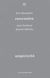 Eric Manguelin et Jean Sauboua - Empiricité.