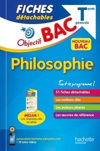 Eric Marquer et Mikaël Garandeau - Fiches détachables Philosophie Tles L,ES,S.