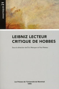 Galabria.be Leibniz lecteur critique de Hobbes Image