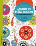 Eric Marson et Guylaine Moi - Jardin de Méditation - 100 dessins à colorier.