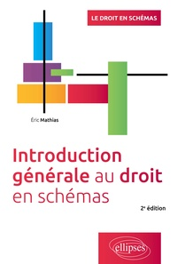 Eric Mathias - Introduction générale au droit en schémas.