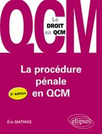 La procédure pénale en QCM.pdf