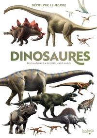 Eric Mathivet - Découvre le monde - Dinosaures.
