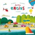 Eric Mathivet et Chiara Dattola - Les p'tits engins - Les transports.