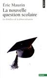 Eric Maurin - La nouvelle question scolaire - Les bénéfices de la démocratisation.