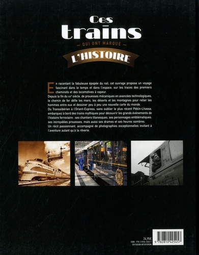 Ces trains qui ont marqué l'histoire
