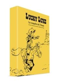 Eric Meyer - Lucky Luke - La conquête de l'Ouest à travers les aventures du célèbre cow-boy.