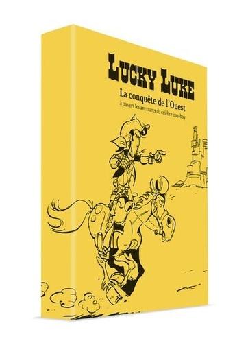 Lucky Luke. La conquête de l'Ouest à travers les aventures du célèbre cow-boy  Edition collector