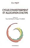 Eric Mijot - Cycles d'investissement et allocation d'actifs.