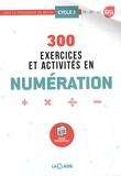 Eric Montigny - 300 exercices et activités en numération.